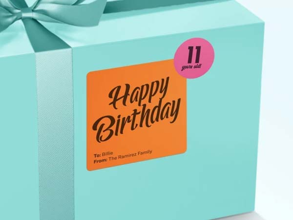 Gifting Labels & Gift Tags