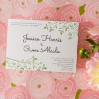 How to Create the Perfect Wedding Invite