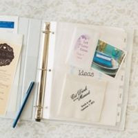 How To Create Your Own Wedding Planning Binder