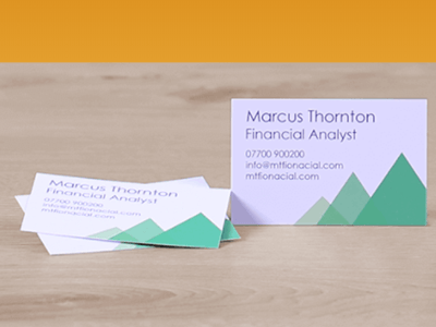 Avery WePrint Business Cards