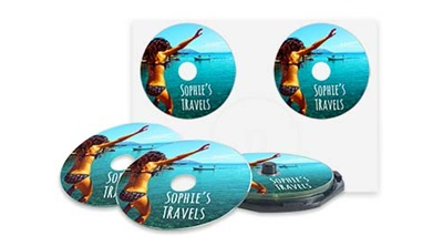 Avery WePrint CD DVD Labels