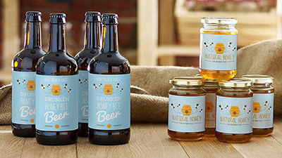 How can you use labels to sell more of your handmade products?
