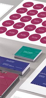 Personalised Business Products with Satisfaction Guaranteed from Avery WePrint