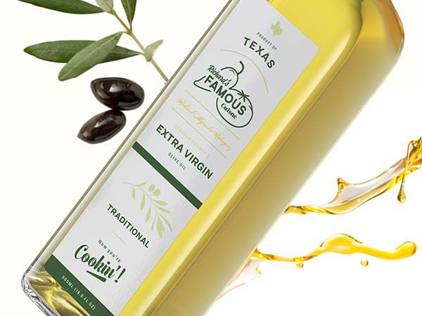 Oil & Vinegar Labels