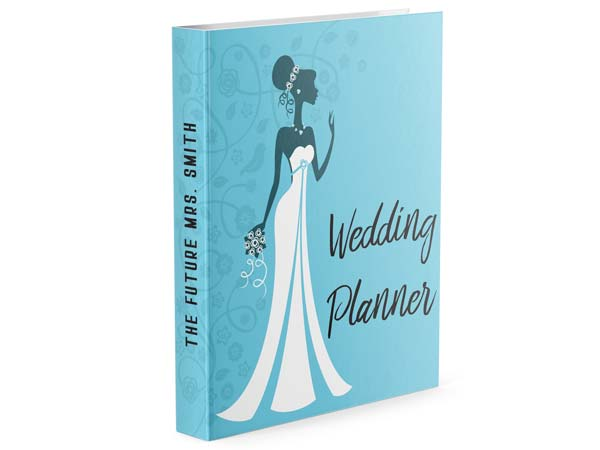 Ring Binders for Weddings